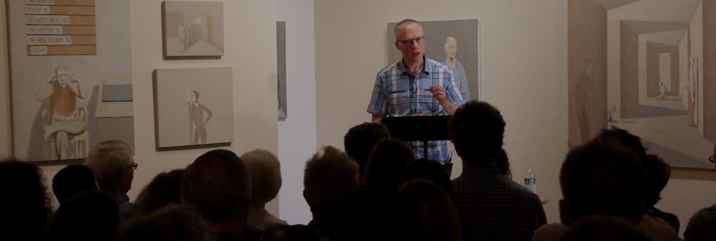 Presentation at Greg Kucera Gallery, Seattle